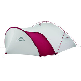 MSR Hubba Tour 3 Tent gray